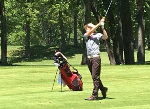 Boys Golf Finish 13th