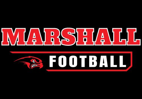 Marshall Football Store on-line with FUG