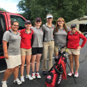 Girls Golf Fall 2017