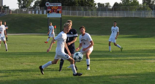 Marshall Boys Soccer Tonight!