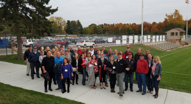40th Reunion of the 9-0 Play-off Football Team