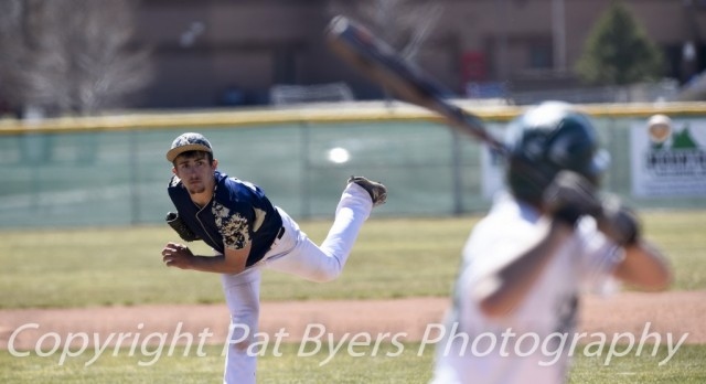 Baseball to Face Air Academy in Playoffs