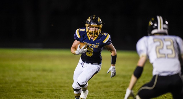 Rifle Faces Holy Family in Football Playoffs