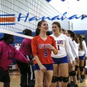 JV Girl's Volleyball 10/18/16