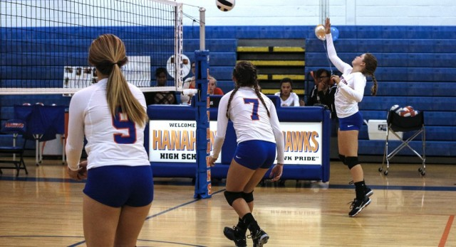 JV Volleyball 10/18/16-Photo Gallery