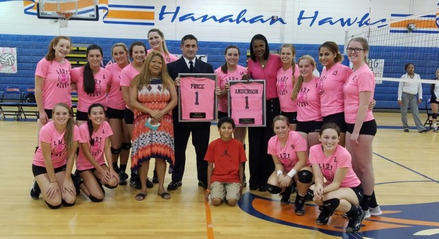 Varsity Volleyball Pink Out Game 10/04/2016-photo gallery