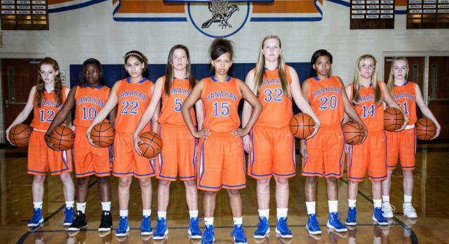 Meet the 2016-2017 Varsity Girl's Basketball Team-photo gallery
