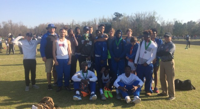 Boys Get Second at Adidas Low Country Invitational