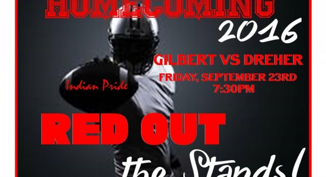 RED OUT the STANDS
