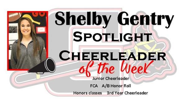 Shelby Gentry Spotlight