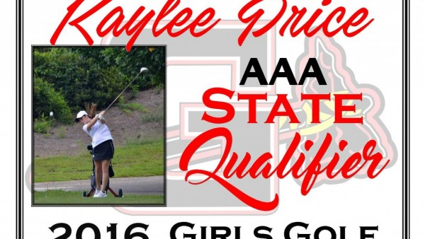 Kaylee Price State Qualifier