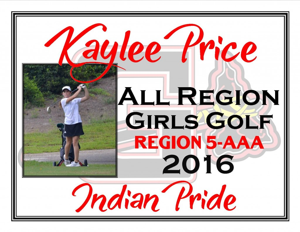 Kaylee Price All Region