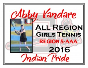 Abby Kandare All Region