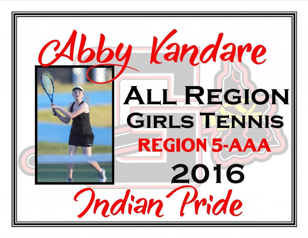 Abby Kandare All Region