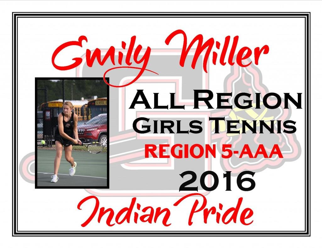 Emily Miller All Region