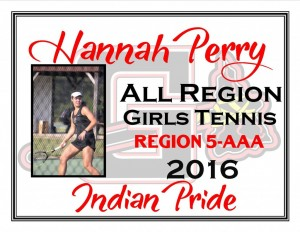 Hannah Perry All Region