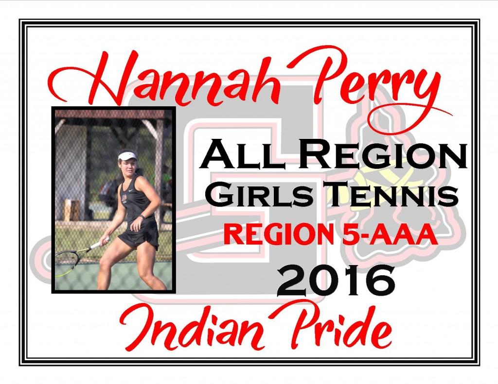 Hannah Perry All Region