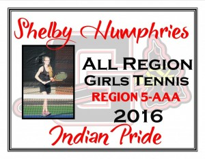 Shelby Humphries All Region