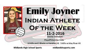 Emily Joyner AOW