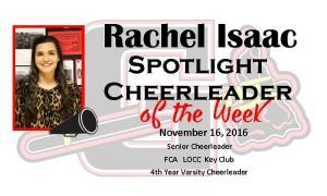 Rachel Isaac SPOW