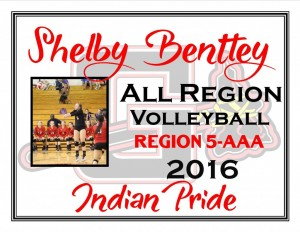 Shelby Bentley All Region