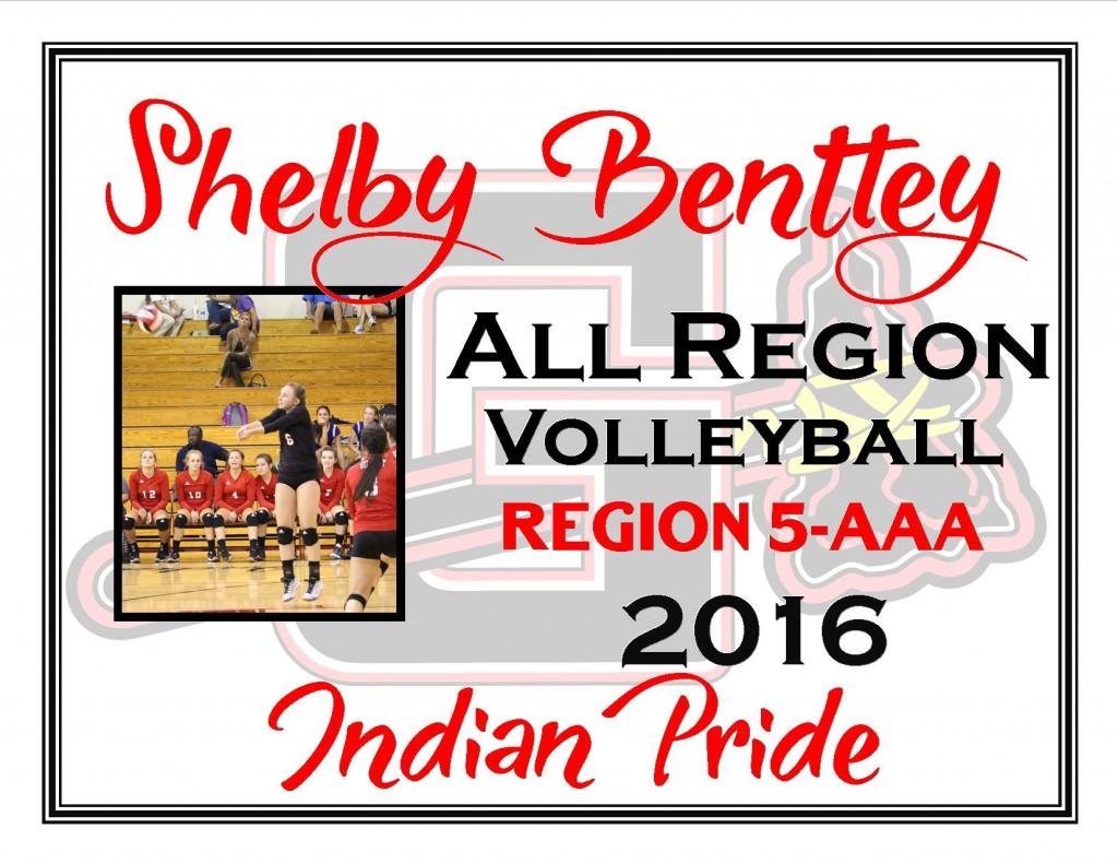 Shelby Bentley All Region