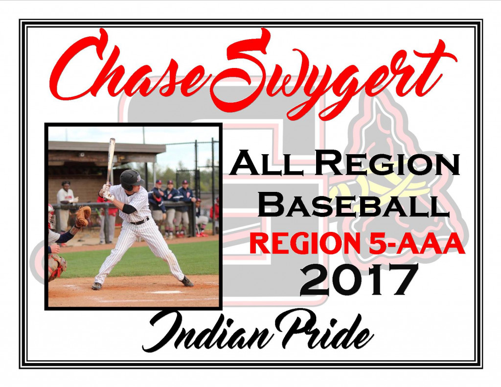 chase swygert all region