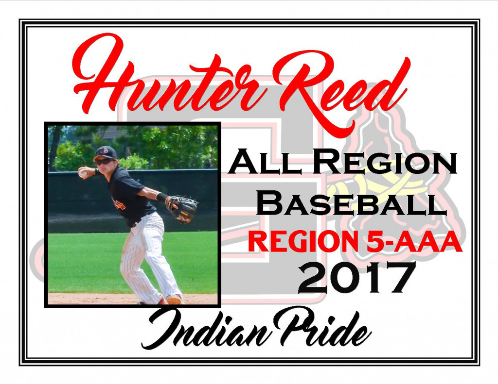 hunter reed all region