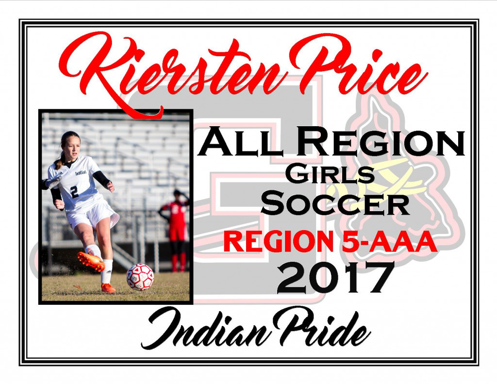 kiersten price all region