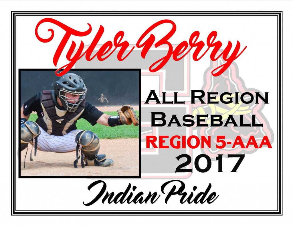 tyler berry all region