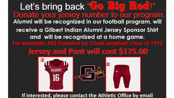 2017 Go Big Red Uniform