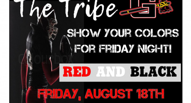 Student Section Friday August 18th