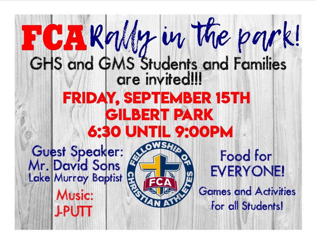 FCA Rally in the Park 2017