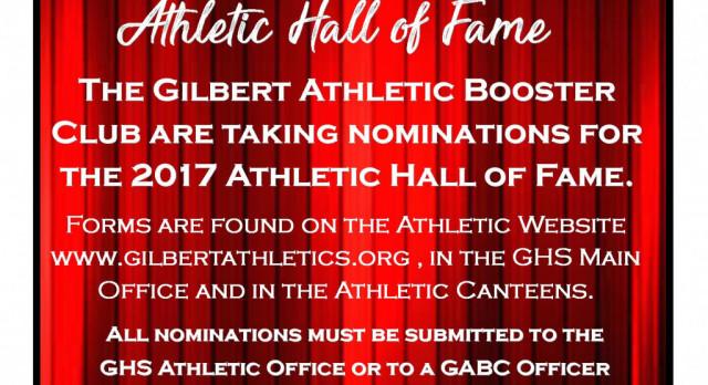 GABC Athletic Hall of Fame