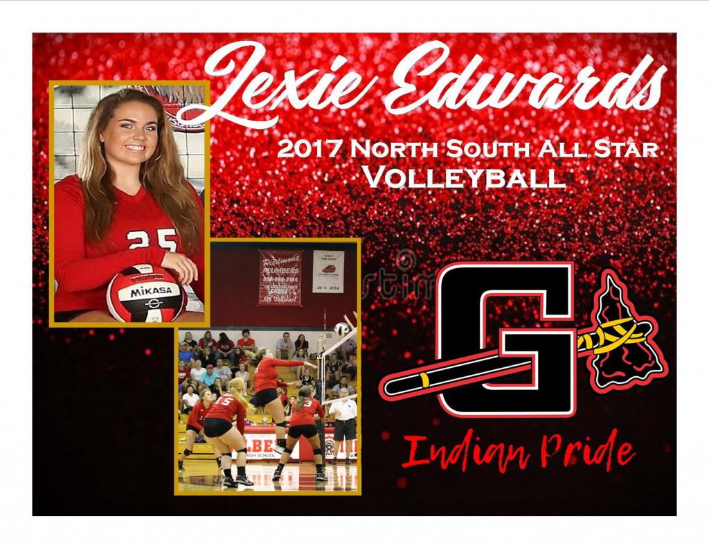 Lexie Edwards NS Volleyball