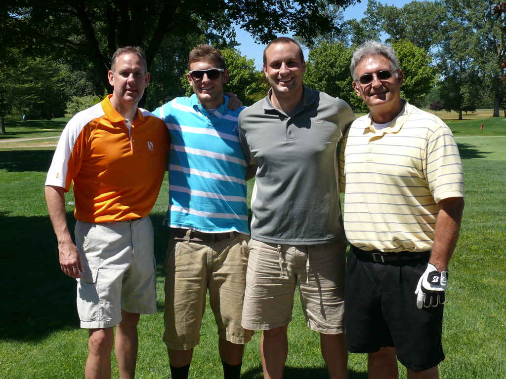 WO Athletic Booster Golf Outing