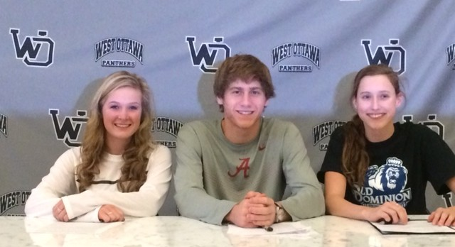 WO Athletic Signings