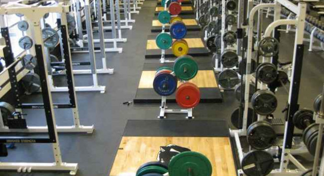 Summer Weight Room Hours