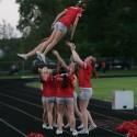 2012 Varsity Sideline Cheer
