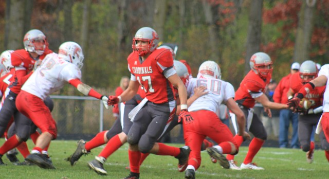 Free Press All-State Football Players Announced