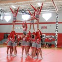 2014 Varsity Competitive Cheer