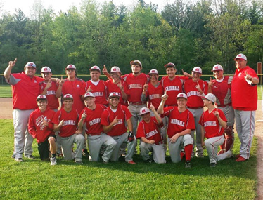 MC Baseball 2014 Conference Champs