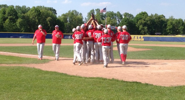 MC Baseball District Champs