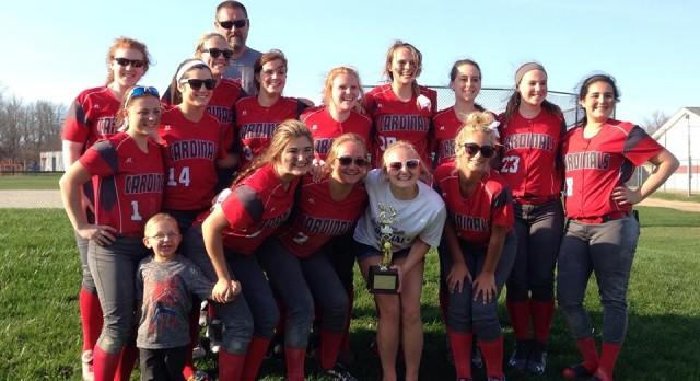 Congratulations MC Softball – Union City Tournament Champs!