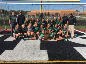 2016 Soccer Sectional Champs