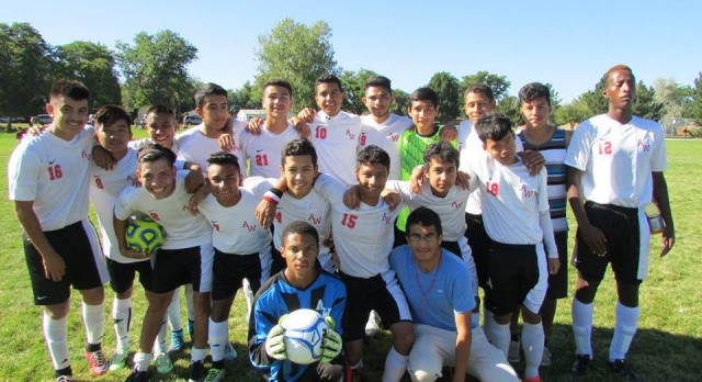 Spartan Soccer Headed to State