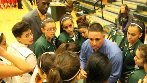 Coach Billy Salaz