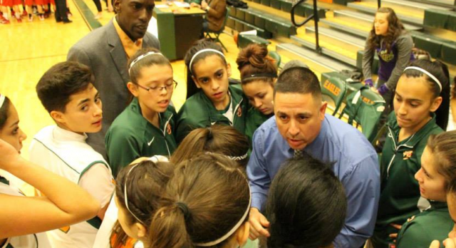 Coach Salaz selected as CHSCA All-State Head Coach