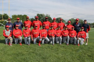2014 Sectional Team