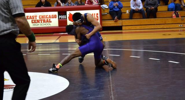 IHSAA East Chicago Wrestling Semi-State Tournament